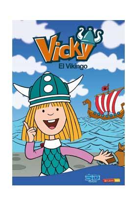 VICKY EL VIKINGO ARTBOOK MUSICAL CLASICOS ANIMADOS