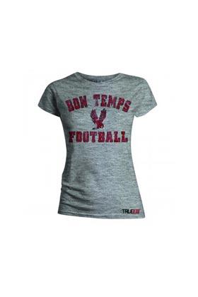 BON TEMPS FOOTBALL CAMISETA CHICA T-M TRUE BLOOD