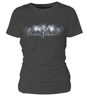 GAME OF THRONES LOGO CAMISETA CHICA T-S GAME OF THRONES