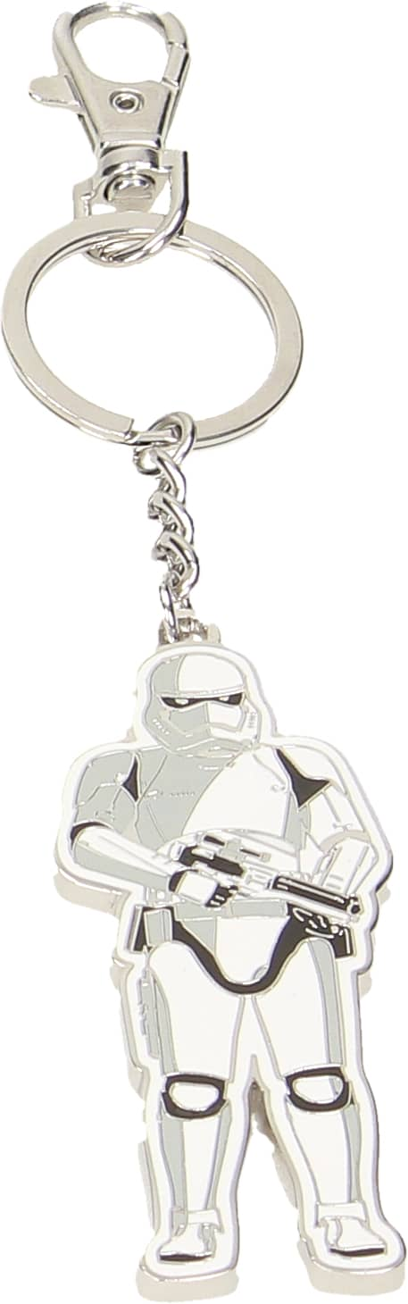 STORMTROOPER DE GUARDIA LLAVERO METAL STAR WARS EP7