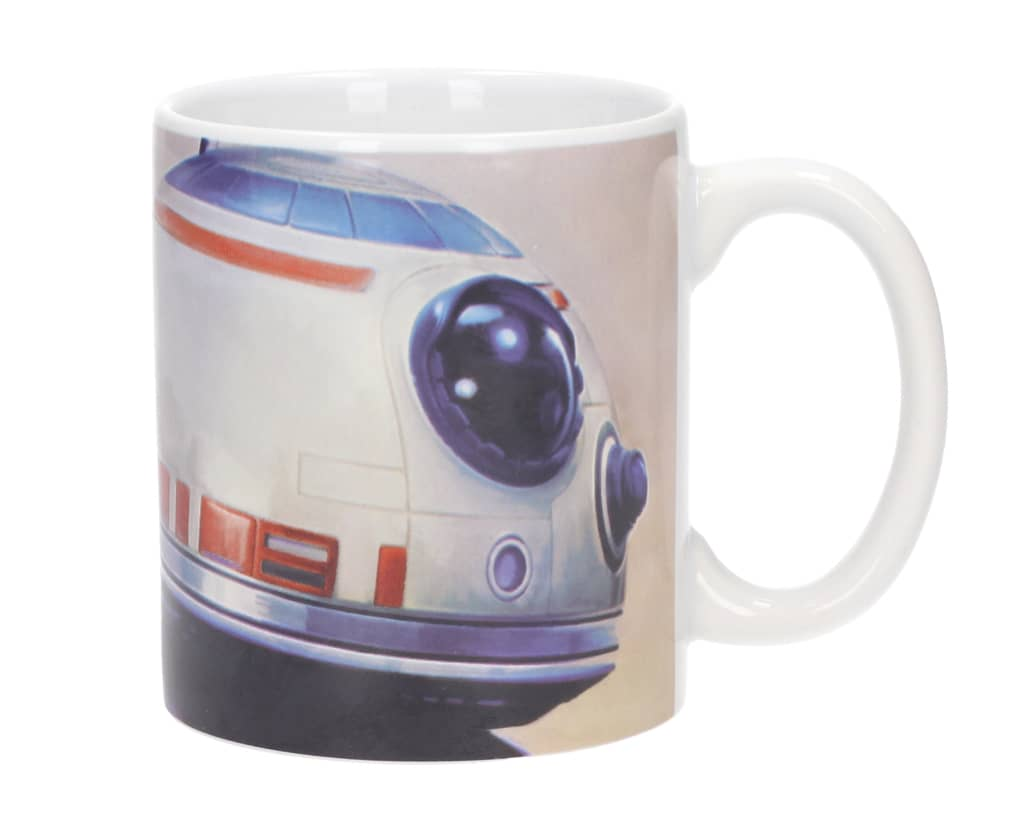 BB-8 CASCO TAZA CERAMICA STAR WARS EP7