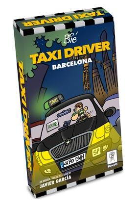 TAXI DRIVER -  JUEGO DE CARTAS