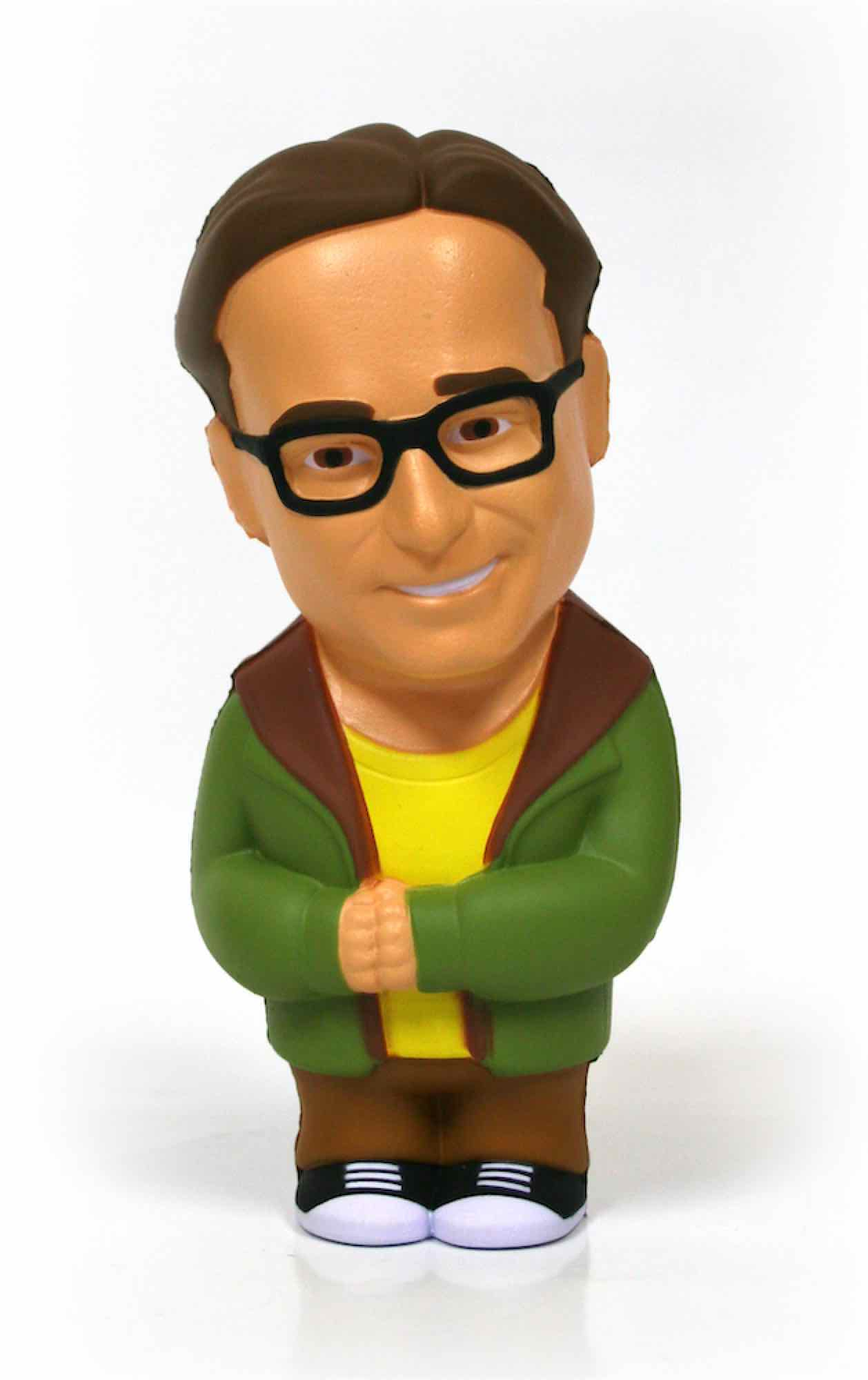 O.FLASH - LEONARD HOFSTADTER FIGURA ANTIESTRES 14 CM THE BIG BANG THEORY