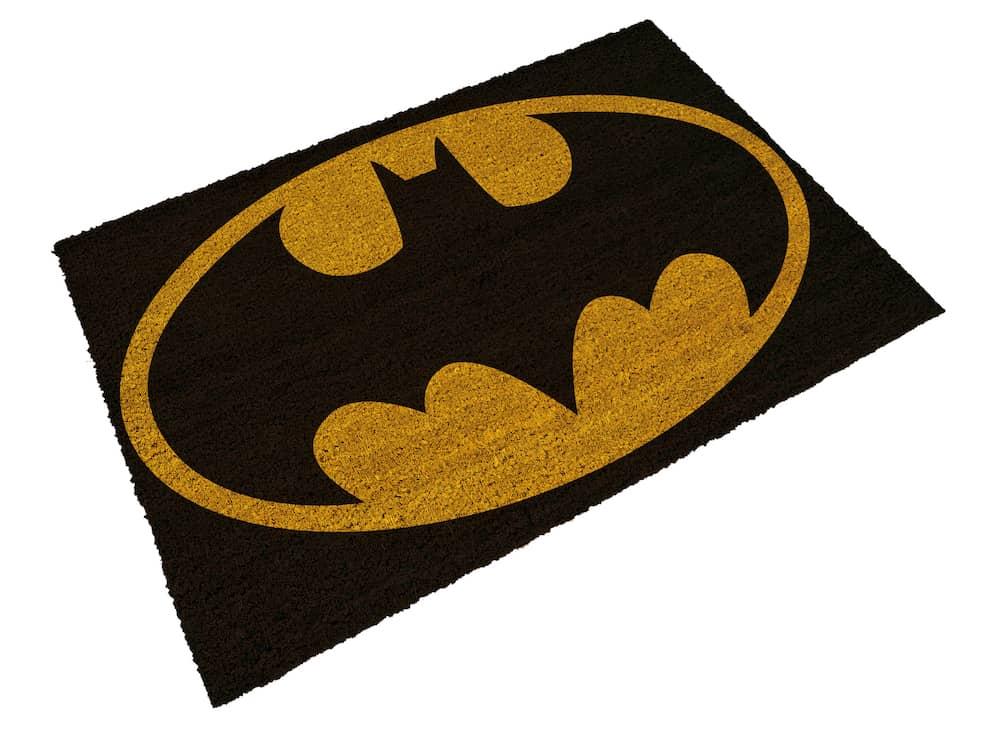 LOGO BATMAN FELPUDO DC COMICS