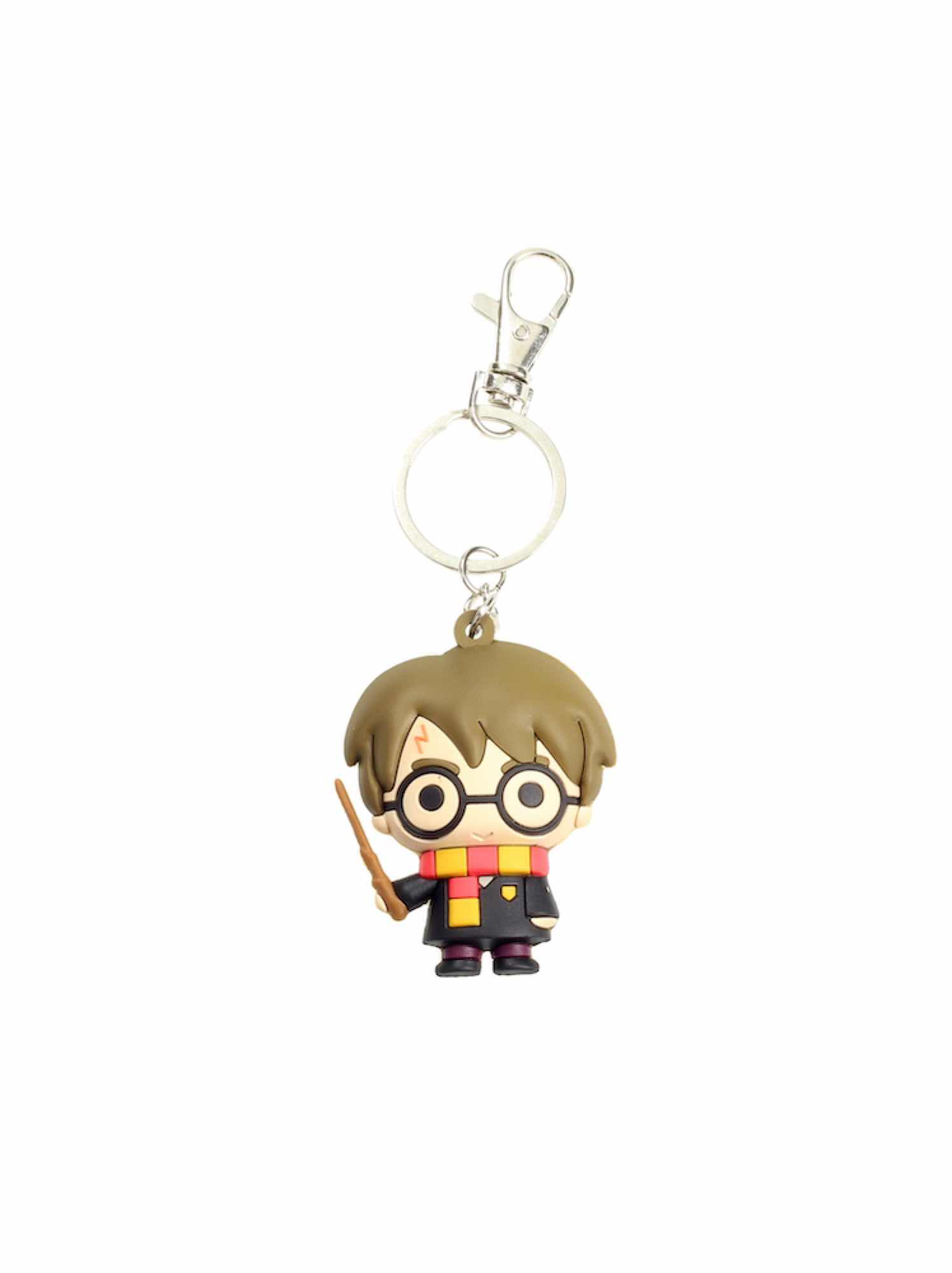 HARRY POTTER LLAVERO FIGURATIVO GOMA HARRY POTTER BLISTER
