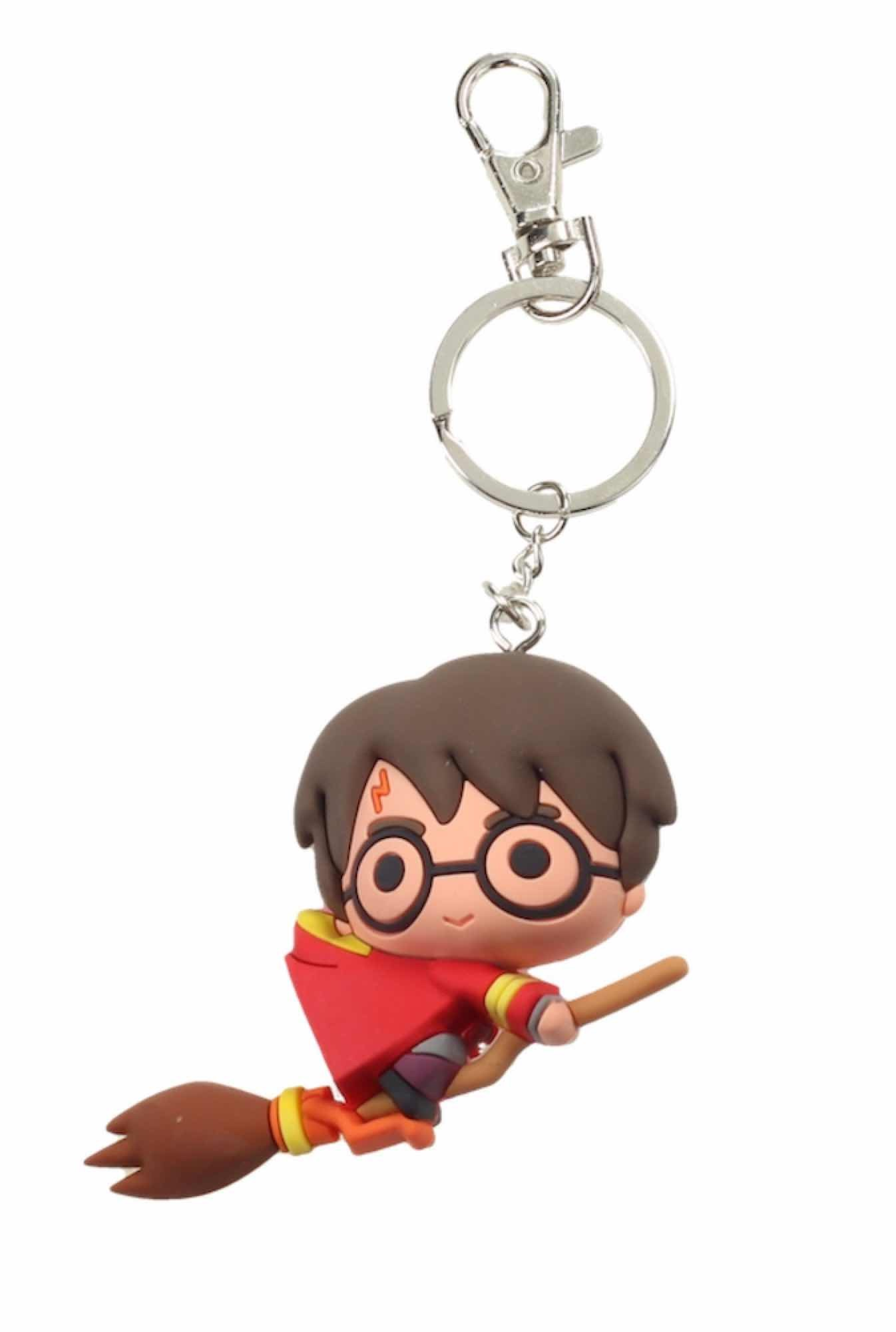 HARRY POTTER CAPA ROJA LLAVERO FIGURATIVO HARRY POTTER BLISTER