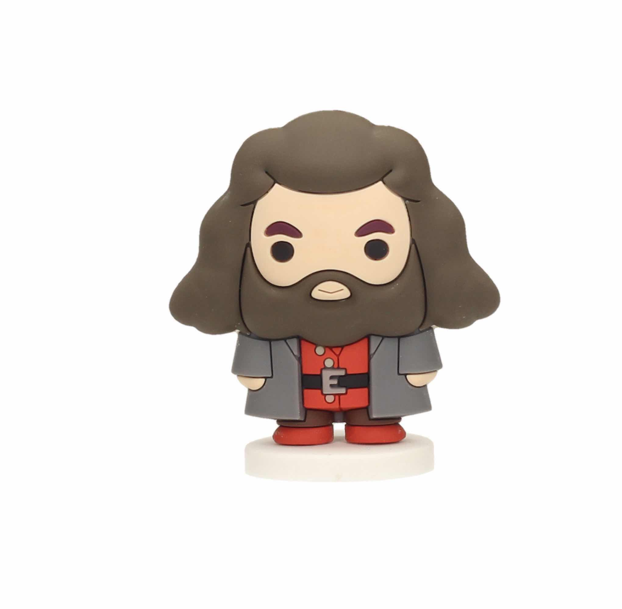 HAGRID MINI FIGURA GOMA HARRY POTTER