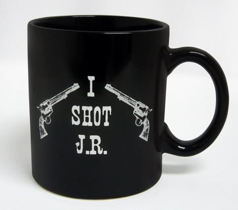 I SHOT JR TAZA CERAMICA DALLAS