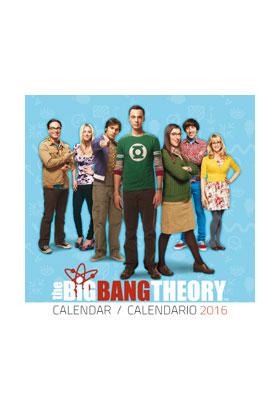 CALENDARIO 2016 THE BIG BANG THEORY #1