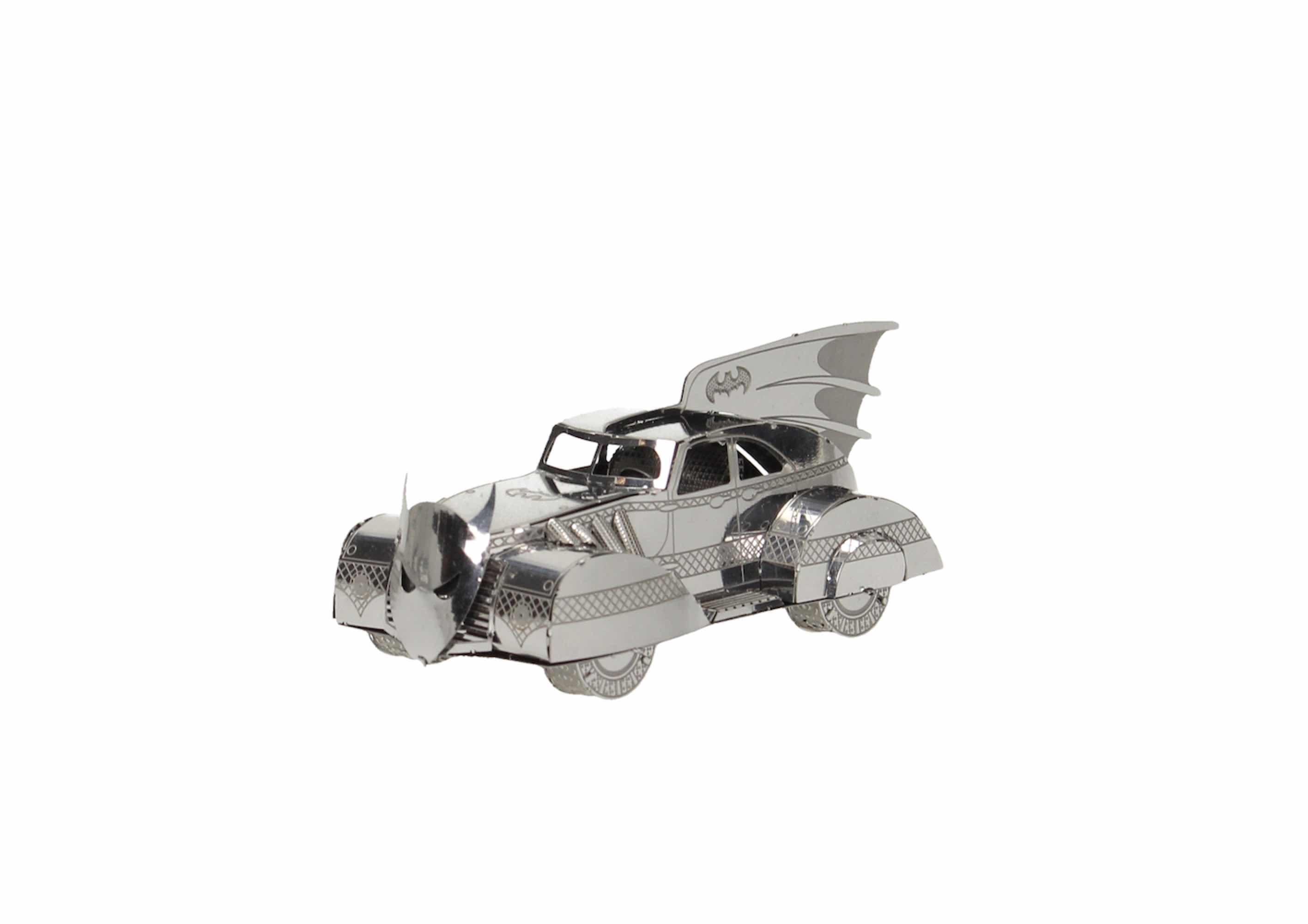 O.FLASH - BATMOVIL 1941 METAL MODEL KIT 3D UNIVERSO DC