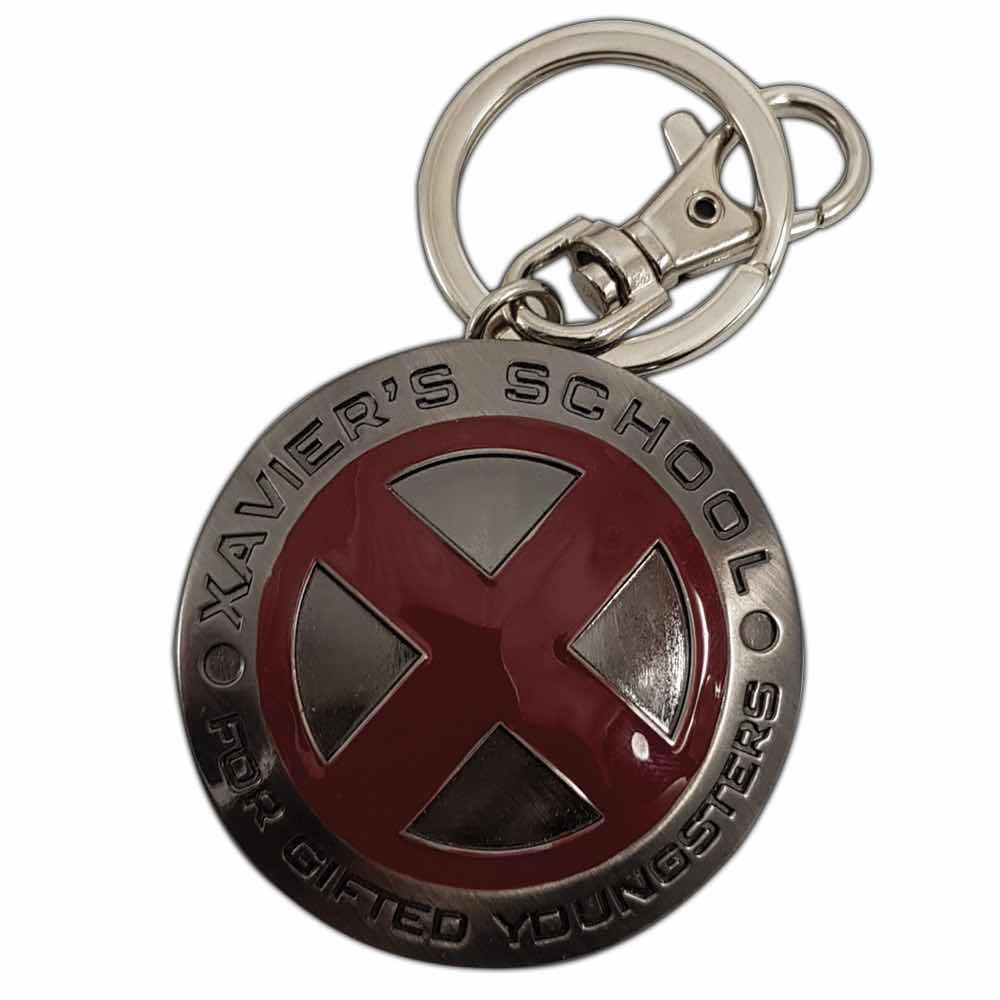 LOGO X-MEN LLAVERO METALICO MARVEL