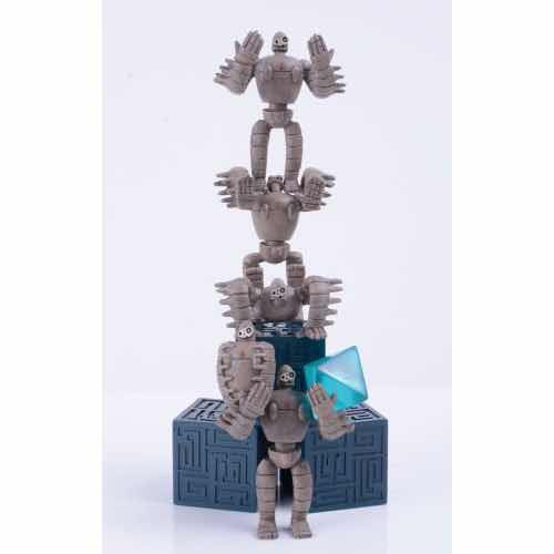 ROBOTS PUZZLE 3D CASTLE IN THE SKY STUDIO GHIBLI
