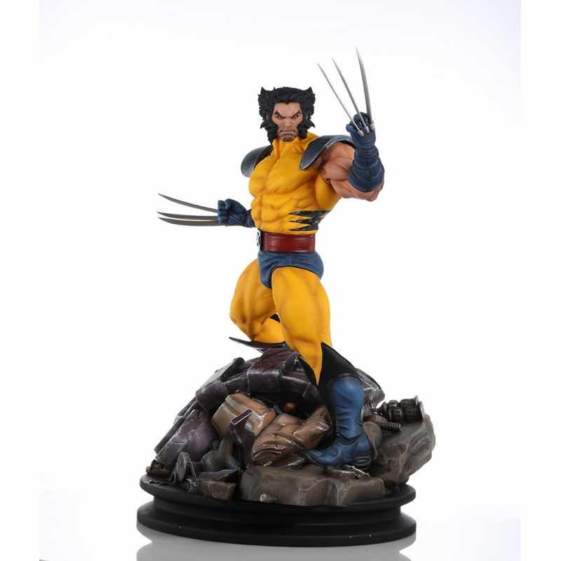 LOBEZNO (WOLVERINE) BY ERICK SOSA ESTATUA 40 CM 1/6TH MARVEL COLLECTIBLE