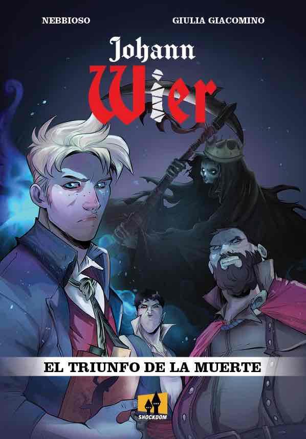 JOHANN WIER. EL TRIUNFO DE LA MUERTE