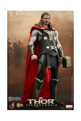 THOR FIG 30 CM SIXTH SCALE HOT TOYS THOR 2 THE DARK WORLD HOT TOYS