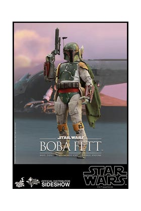 BOBA FETT EPISODIO VI FIGURA 30 CM STAR WARS SIXTH SCALE FIGURE