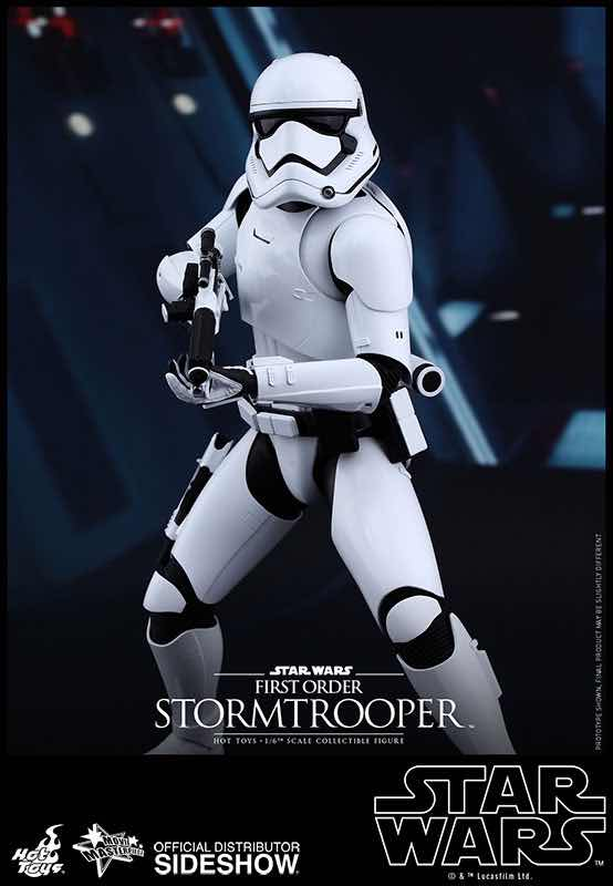 STORMTROOPER FIRST ORDER FIGURA 30 CM SIXTH SCALE STAR WARS EP VII