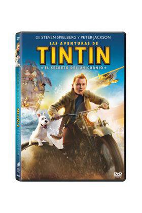 TINTIN: EL SECRETO DEL UNICORNIO DVD