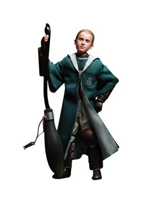 DRACO MALFOY (QUIDDITCH VERSION) FIGURA 26 CM HARRY POTTER STAR ACE