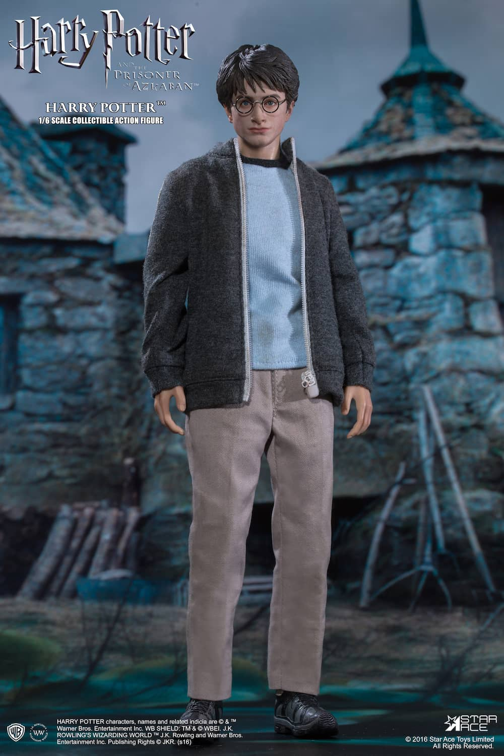 HARRY POTTER VERSION ADOLESCENTE FIGURA 29 CM HARRY POTTER STAR ACE