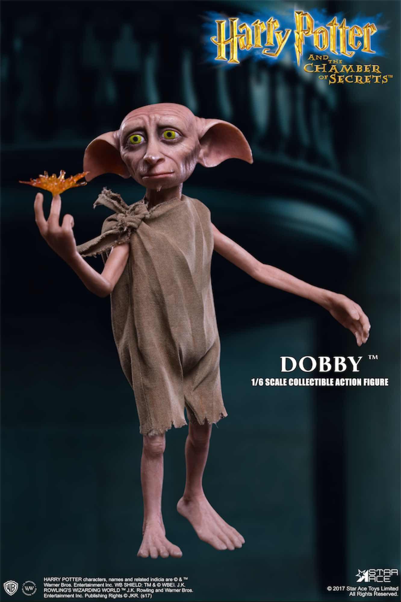DOBBY FIGURA 15 CM HARRY POTTER STAR ACE