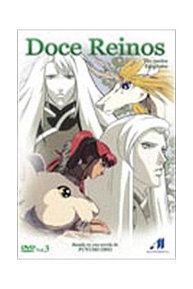 DOCE REINOS VOL. 03 DVD