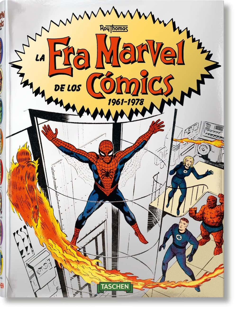 LA ERA MARVEL DE LOS COMICS. 1961-1978
