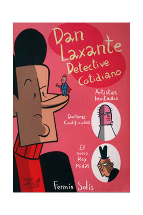 DAN LAXANTE. DETECTIVE COTIDIANO