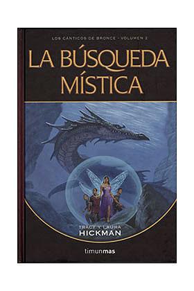 LA BUSQUEDA MISTICA (LOS CANTICOS DE BRONCE 02)