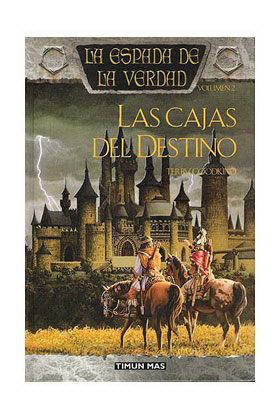 LAS CAJAS DEL DESTINO (LA ESPADA DE LA VERDAD 02)