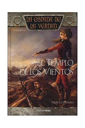 EL TEMPLO DE LOS VIENTOS (LA ESPADA DE LA VERDAD 08)