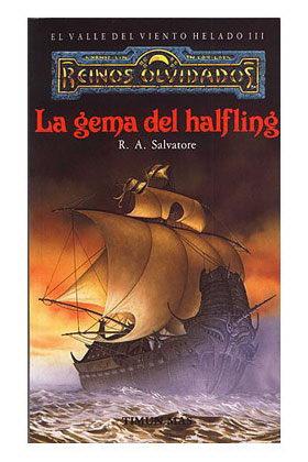 LA GEMA DEL HALFLING (EL ELFO OSCURO-EL VALLE DEL VIENTO HELADO 03)