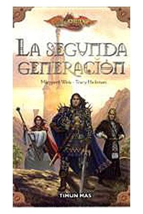 LA SEGUNDA GENERACION (VOLUMENES INDEPENDIENTES 20)