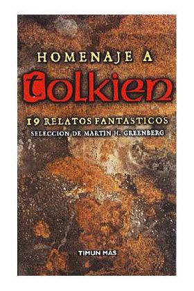 HOMENAJE A TOLKIEN (VOLUMENES INDEPENDIENTES BOLSILLO)