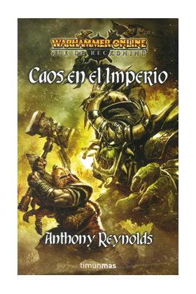 CAOS EN EL IMPERIO (AGE OF RECKONING 01)