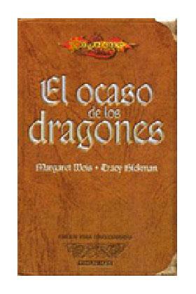 EL OCASO DE LOS DRAGONES (COLECCIONISTAS 01)