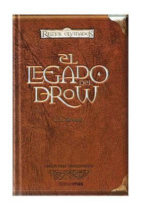 EL LEGADO DEL DROW (COLECCIONISTAS 03)