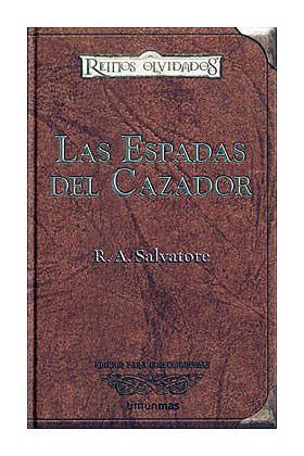 LAS ESPADAS DEL CAZADOR (COLECCIONISTAS)