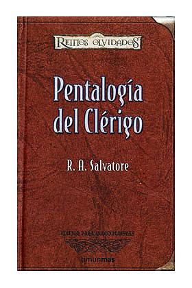 PENTALOGIA DEL CLERIGO (COLECCIONISTAS)