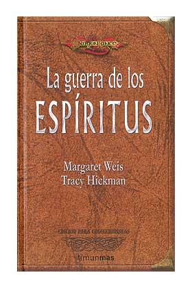 LA GUERRA DE LOS ESPIRITUS (COLECCIONISTAS)
