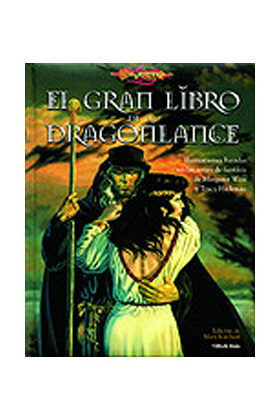 EL GRAN LIBRO DE LA DRAGONLANCE (EDICIONES ILUSTRADAS 01)