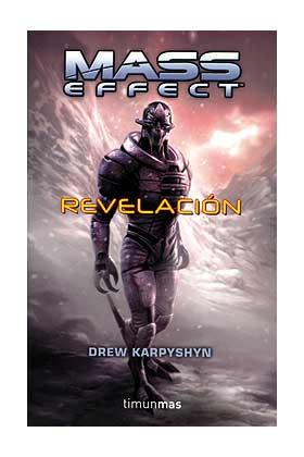 MASS EFFECT: REVELACION (MASS EFFECT 01)