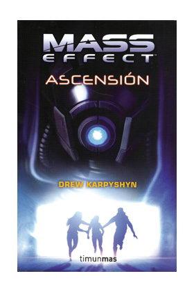 MASS EFFECT: ASCENSION (MASS EFFECT 02)
