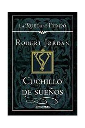 CUCHILLO DE SUEÑOS (LA RUEDA DEL TIEMPO CARTONE 17)