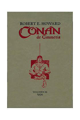 CONAN DE CIMMERIA Nº 2  (1934) (CONAN CLASICO VERSION DE LUJO 02)