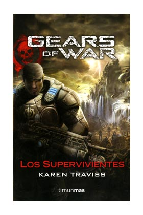 GEARS OF WAR: LOS SUPERVIVIENTES  (GEARS OF WAR 02)