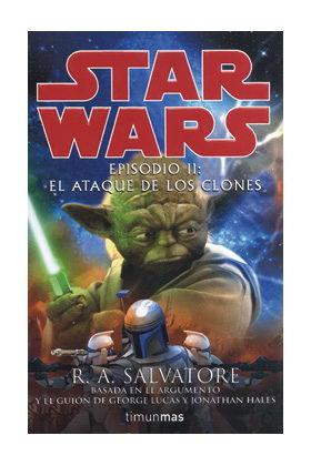 EPISODIO 2: EL ATAQUE DE LOS CLONES (STAR WARS)