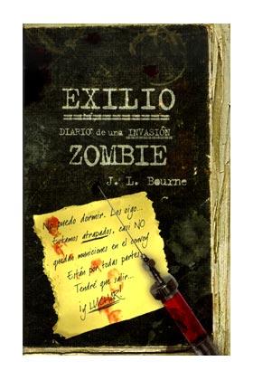 EXILIO. DIARIO DE UNA INVASION ZOMBIE 02