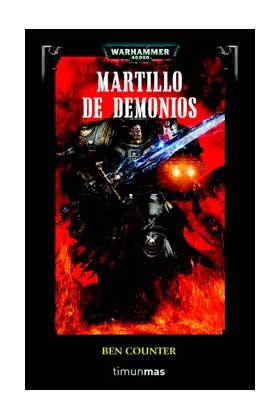 MARTILLO DE DEMONIOS (CABALLEROS GRISES 03)