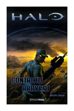 HALO: CONTACTO HARVEST (HALO 05)